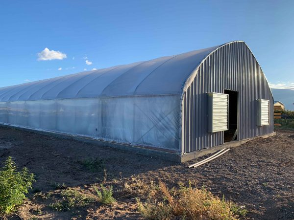 fully automated light deprivation greenhouse