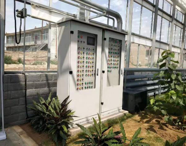 greenhouse control panel